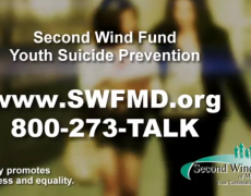 Second Wind Fund ads for Denver's CBS and Univision
