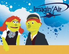Imagin'Air: Combining TEFL for kids with Summer Kids' Clubs