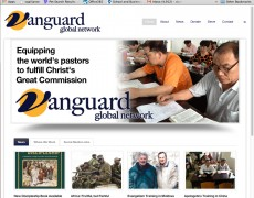 Vanguard Global Network Rebrand
