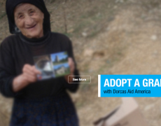 Adopt a Granny website