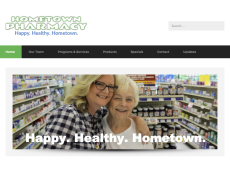 Hometown Pharmacy's New Website