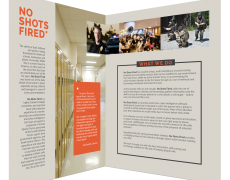 No Shots Fired Proposal Brochure