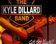 Kyle Dillard Band Promo Materials