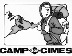 Adventure Camp T-shirt Design