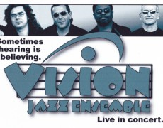 Vision Jazz Ensemble Ad