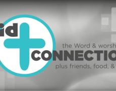 Video Announcement: Kid Connection