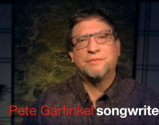 Pete Garfinkel Artist Intro Video