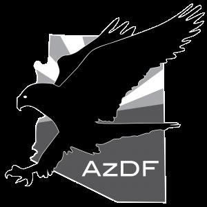 AZDF logo gray